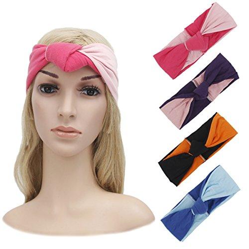 Lanzom Pieces Women Headband Floal product image