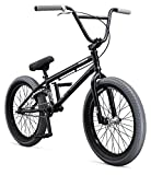 Mongoose Boys Legion L100 Bicycle, Black, One Size/20'