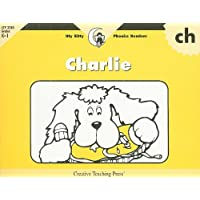 Charlie, Itty Bitty Phonics Reader