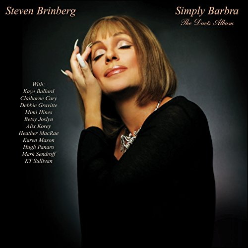 Simply Barbra: The Duets Album