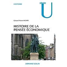 Histoire de la pensée économique (French Edition)