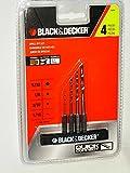 Black & Decker 15054 Hex Drill Bit Set