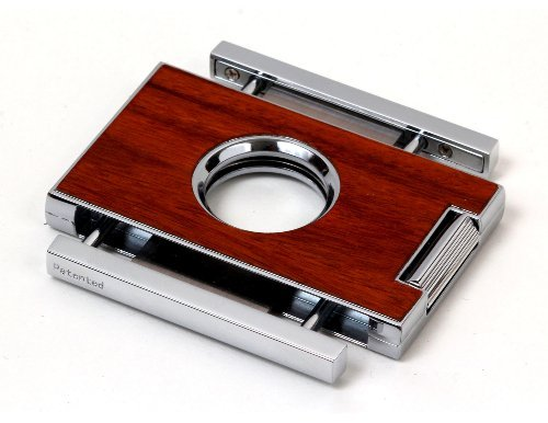 Brizard & Co. Elite Series Rosewood Cigar Cutters by Brizard & Co