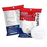 SupplyAID RRS-KN95RV-5PK KN95 Face Mask