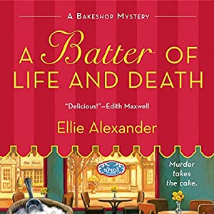 A Batter of Life and Death Audiobook