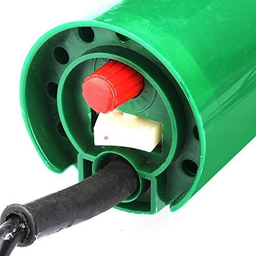 1500W Handheld Plastic Hot Air Torch Welder Gun Vinyl Welding Heat Gun by Ologymart