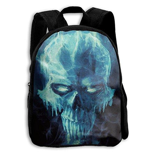Crystal Face Skull Bag - 3