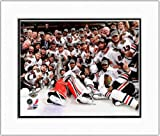 Chicago Blackhawks 2013 Stanley Cup Championship Team Celebration Photo 11x14 Matted