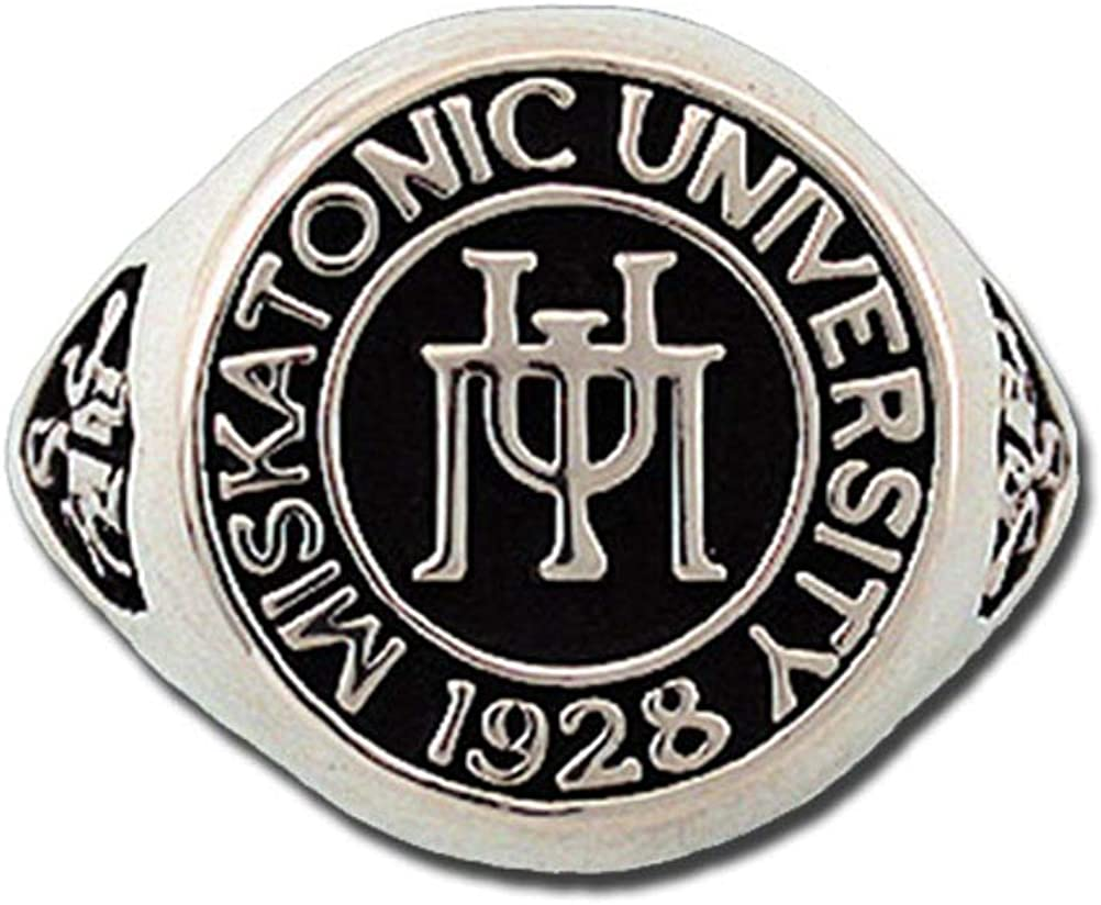 Badali Jewelry Cthulhu Miskatonic University Class Ring Inspired from The Gothic Horror Stories Herbert West–Reanimator and The Dunwich Horror by HP Lovecraft