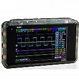 DS203 Mini Nano Digital oscilloscope ARM Cortex Quad 4 Channels 72MHz Bandwidth V2.81 8M Flash Plasitc