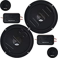 Hertz Audio DSK 165.3 6-1/2 2-Way Dieci Series Component Speaker System (DSK165.3)