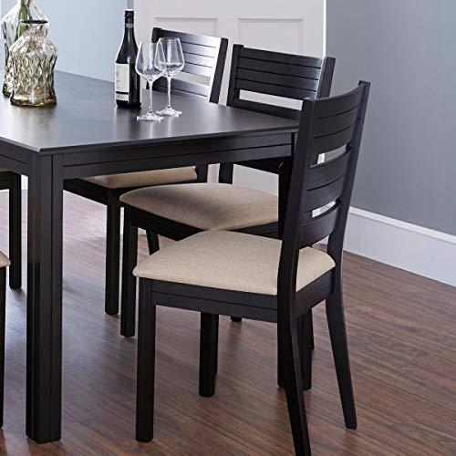 Home Centre Montoya Dining Chair Set -2Pcs. – Brown