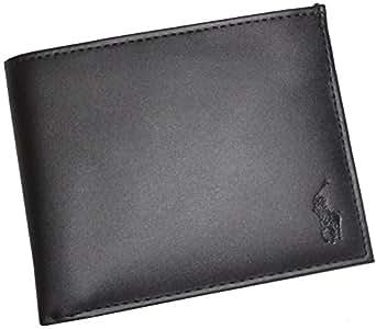 Polo Ralph Lauren Passcase Wallet One Size Black