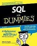 SQL for Dummies, Allen G. Taylor, 047004652X
