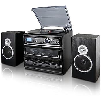 Amazon.com: techplay odcrk2110 BT, Karaoke, tocadiscos, W ...