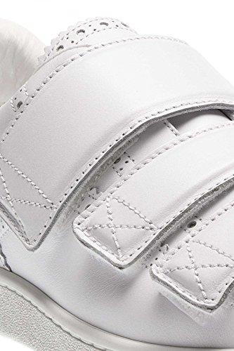 Dsquared Men Sko Sneaker Sanat Monica W17sn106 065, Farve: Hvid, Størrelse: 40