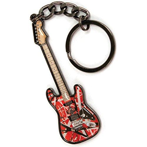 Halen Guitar Metal Chain Silver