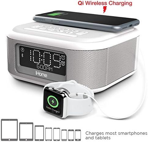 iHome Bluetooth Lightning Wireless Charging