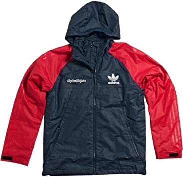 Troy Lee Designs Adidas Tech Men's Outdoor Jacket NavyRed X Large