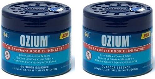 #8 Ozium Smoke & Odors Eliminator Gel. Car Air Freshener