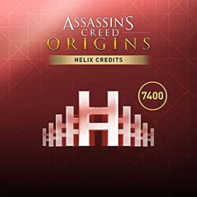 Amazon.com: Assassins Creed Origins: Helix Credits Extra ...