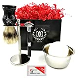 Best GBS Dad Mugs - Best Shaving Set Men Classic, DE Safety Razor Review