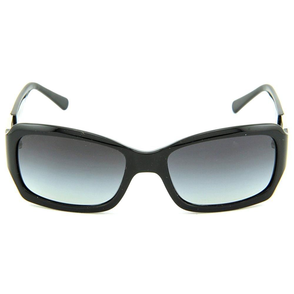 272c2794b348 Amazon.com: Tory Burch Sunglasses - TY9028 / Frame: Black Lens: Grey  Gradient: Shoes