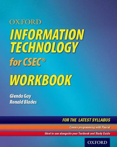 Download Oxford Information Technology for CSEC Workbook ebook