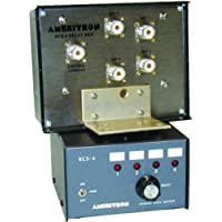 Ameritron RCS-4 Remote coax switch, 4 position
