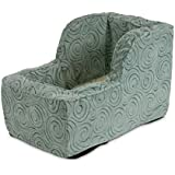 Snoozer Luxury High Back Console Pet Car Seat - Large - Quasar Robins Egg
