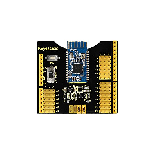 KEYESTUDIO Bluetooth 4.0 Shield for Arduino by KEYESTUDIO