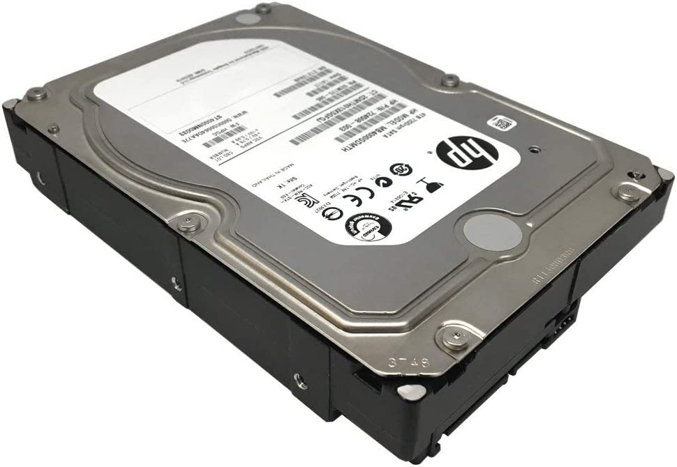HP Constellation ES ST4000NM0033 (MB4000GDMTH) 4TB 7200RPM 128 MB Cache SATA 6.0 Gb/s 3.5 inch Internal Enterprise Hard Drive OEM (MB4000GDMTH) (Renewed)