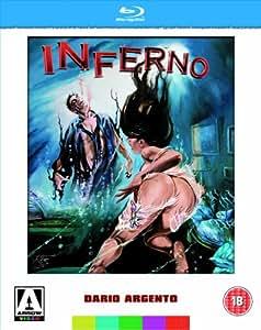 Dario Argento's Inferno [Blu-ray][Region Free] [Reino Unido]