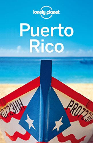 Lonely Planet Puerto Rico (Travel Guide) cover
