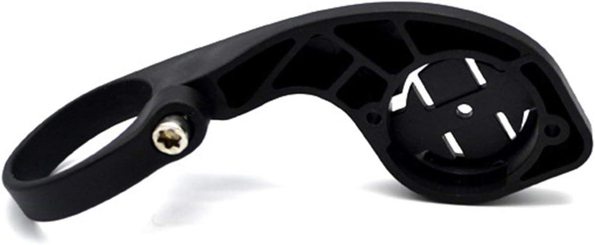 Ballylelly Soporte de computadora de Bicicleta inalámbrico Negro Universal para Garmin Edge 200/500/800/510/810 para Bryton Rider 20/21/30/35/40/50