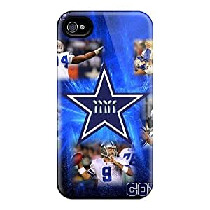 Hot Snap-on Dallas Cowboys Hard Cover Case/ Protective Case For iphone 6 by icecream design