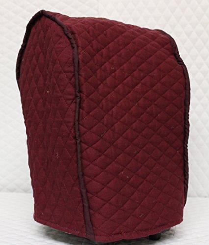 Ninja blender cover - Quilted, Burgundy Burgundy Blender