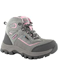 Hi-Tec Kids Unisex Hillside Waterproof Trail Boots