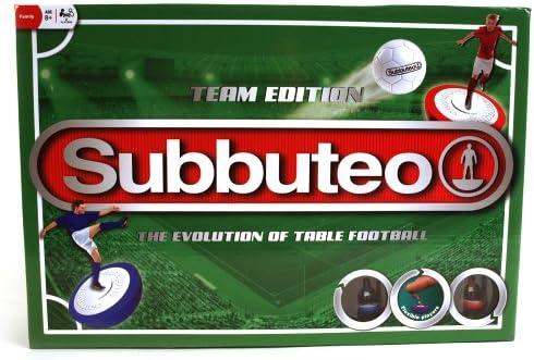 Nueva subbuteo - la evolución de futbolín: Amazon.es: Juguetes y ...