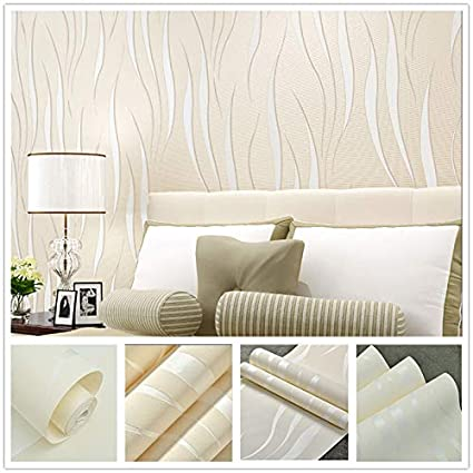 European Modern Luxury Damask Wall Paper 3d Pvc Textured Wallpaper