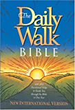 The Daily Walk Bible: NIV