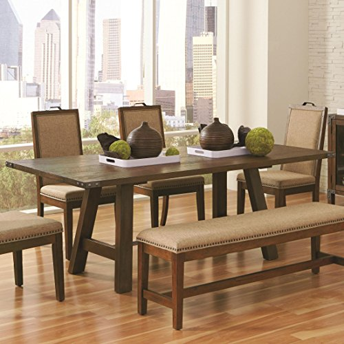 Coaster Furniture 105681 Home Furnishings Dining Table, W...