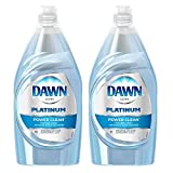 Dawn Platinum Power Dishwashing Liquid 8 Oz., Refreshing Rain, Set of 2