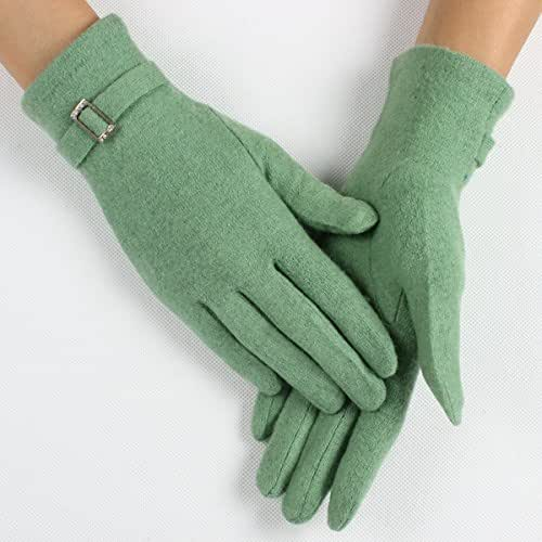 Amazon.com: Lovely Womens Fall & Winter Cashmere Glove