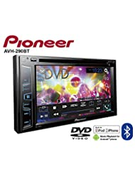 Pioneer AVH-290BT Multimedia DVD Receiver with 6.2\