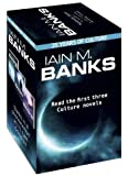 Iain M. Banks: Consider Phlebas, The Player of Games and Use of Weapons