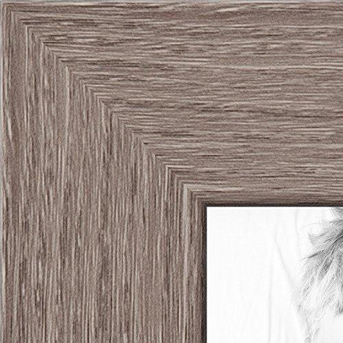 ArtToFrames 19x19 inch Gray 2WOM76808 973 19x19