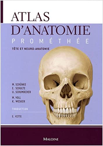 Atlas Anatomie Promethee T.3:tete et Neuro-anatomie: Amazon.ca ...