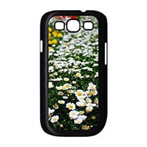 YNACASE(TM) Daisy Personalized Cell Phone Case for Samsung Galaxy S3 I9300,Custom Cover Case with Daisy