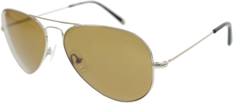 4186a1ad09 Amazon.com  Michael by Michael Kors Sunglasses MMK 2047S GOLD 717 MMK2047   Clothing